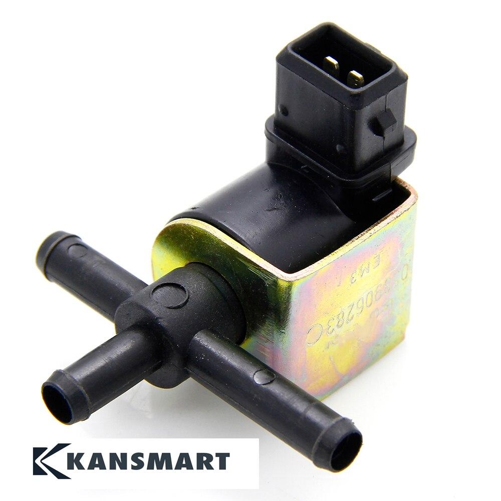 Kansmart Boost Contrôle Électrovanne 058 906 283 C 058906283C 058906283F 058906283E Pour Audi A4 S4 VW passat