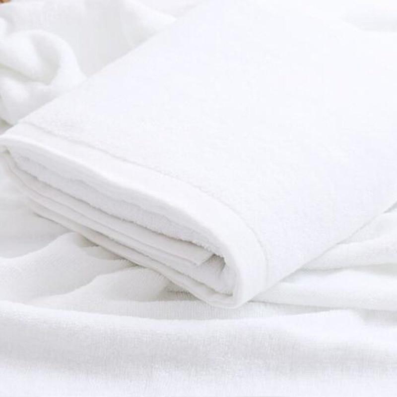 new 100 200cm cotton hotel spa towel large bath beach towel brand for adults Beauty salon