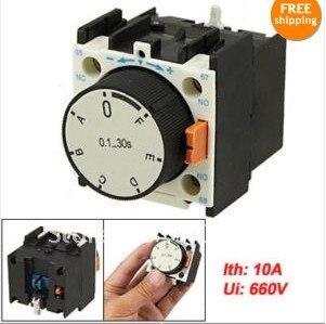 control circuit ac contactor air timer delay la3 r2 in. Black Bedroom Furniture Sets. Home Design Ideas