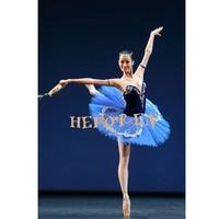 Custom Made Doflamingo Ballet Tutu Dress With Hard Layers Professional Ballet Tutu Competition Adult Or Children