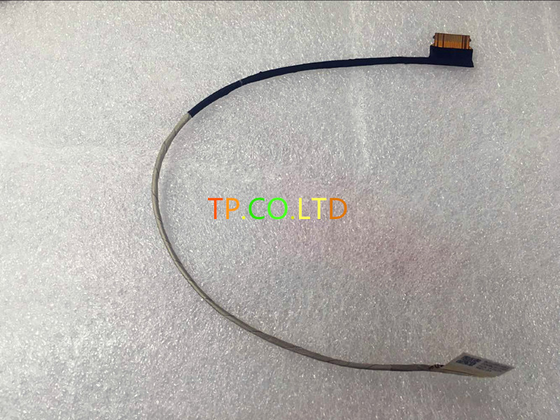 New BLX LVDS LCD LED VIDEO SCREEN DISPLAY CABLE DD0BLXLC000 Laptop 40 PIN for thinkpad x1 carbon led lcd laptop screen b140xtn02 5 1366x768 lvds 40pin original new