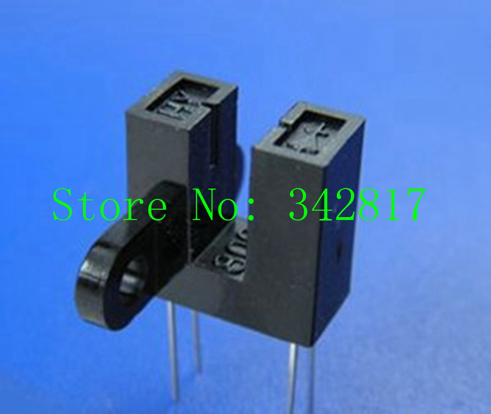 10Pcs ITR9608 ITR-9608 Photoelectric Switch Optical Groove Coupler DIP/&/&