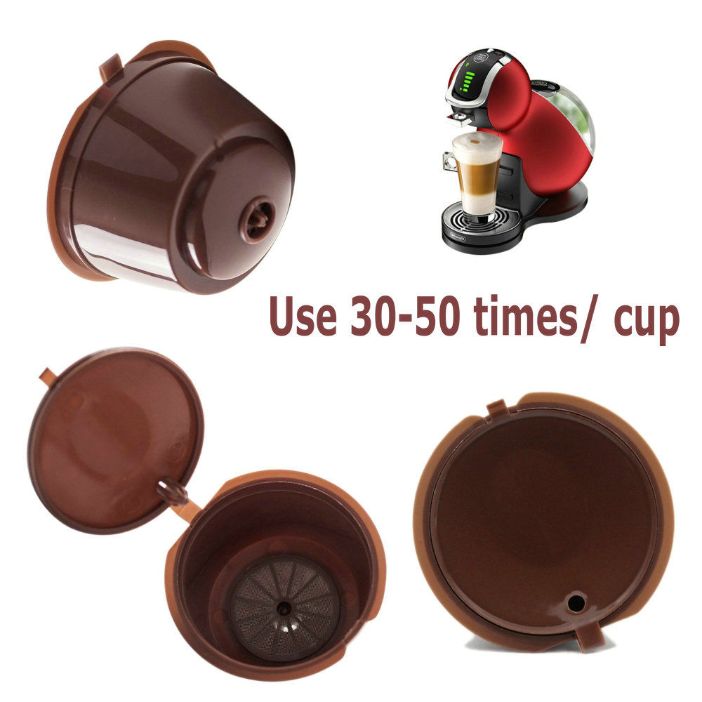 refillable dolce gusto coffee capsule nescafe dolce gusto. Black Bedroom Furniture Sets. Home Design Ideas