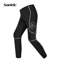Santic Cycling Pants Men Long Cycling Pants compression  Cycling Pants S15164802H