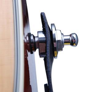 New Round Chrome Head Guitar S