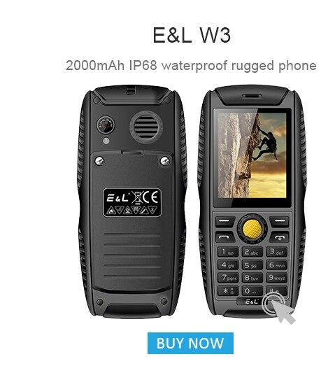 IP68 waterproof rugged phone $40.96