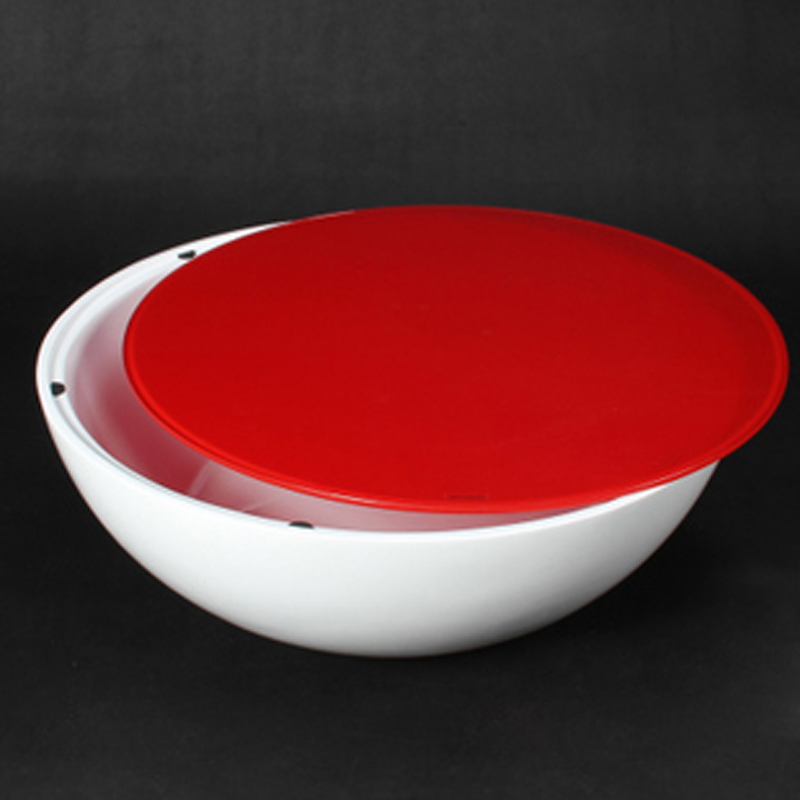 Online Shop Fashion Classic Coffee Table Living Room Glass Simple Bowl Shaped And Steel