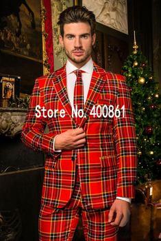 New Arrivals Mens Suits Groom Tuxedos Groomsmen Wedding Party Dinner Suits (Jacket+Pants+Tie) W:112