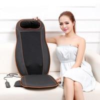 Massage Chair Cushion Cervical Massage Device Neck Massage Pad Home Car Multifunctional Massage Pillow Full body Cushion