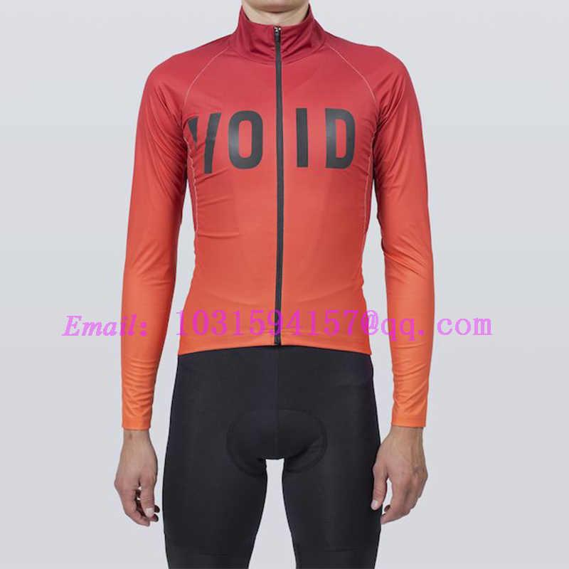 void cycling jacket pro team 2019 winter thermal fleece custom clothing  bike jersey tops wear ropa e3eff81cd