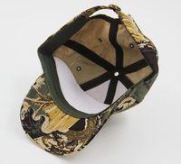 Top Kwaliteit Camouflage Katoen Caps voor Mannen en Vrouwen Buitensporten Cap Jacht Casquette Gorras Planas Vizieren Hoeden