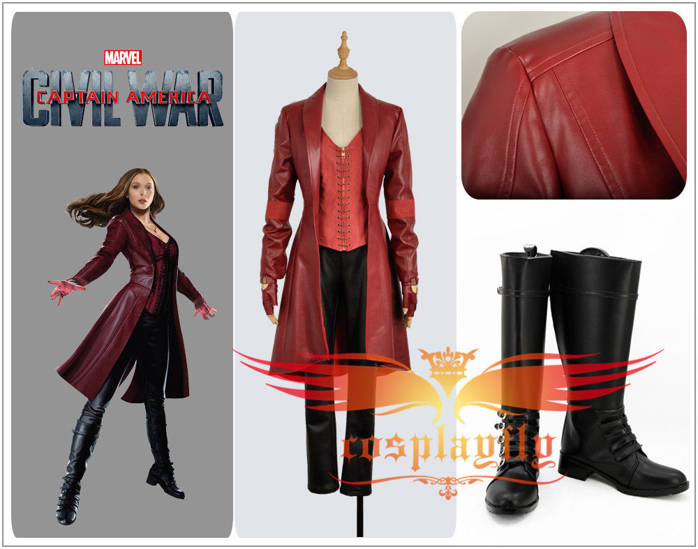 Online Get Cheap Scarlet Witch Costume -Aliexpress.com | Alibaba Group