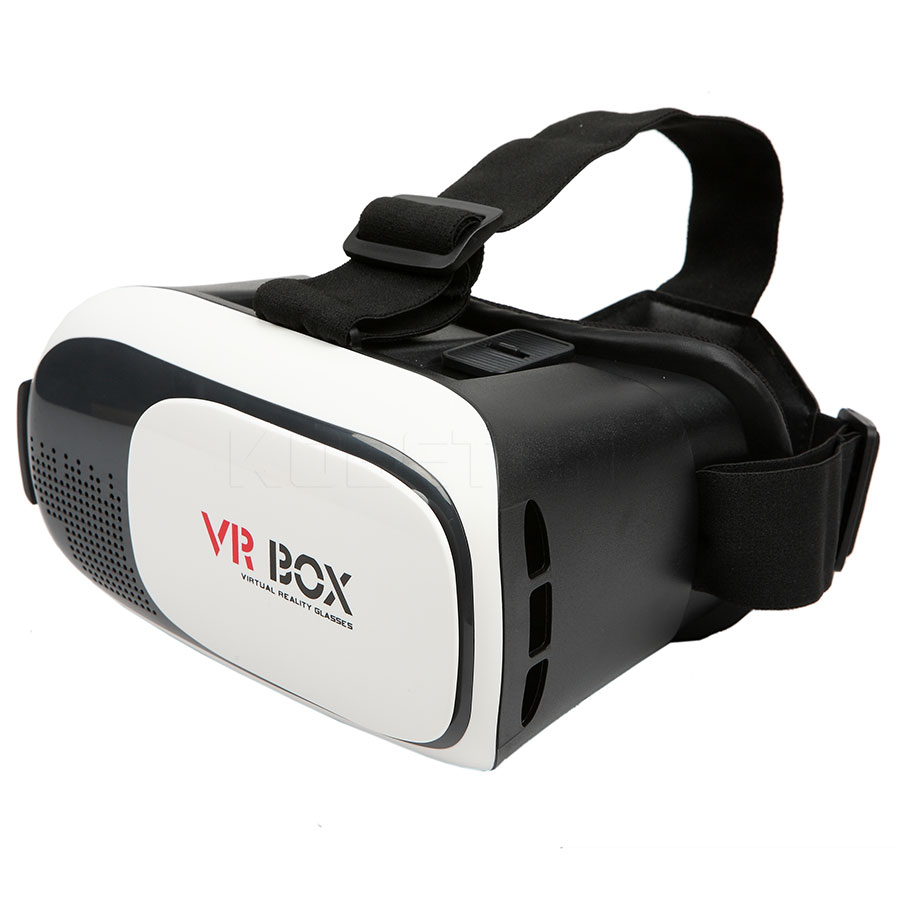 VR BOX I II III IV VR Virtual Reality 3D Glasses Version 1.0 2.0 3.0 4.0 Google Cardboard Headmount for 3.5