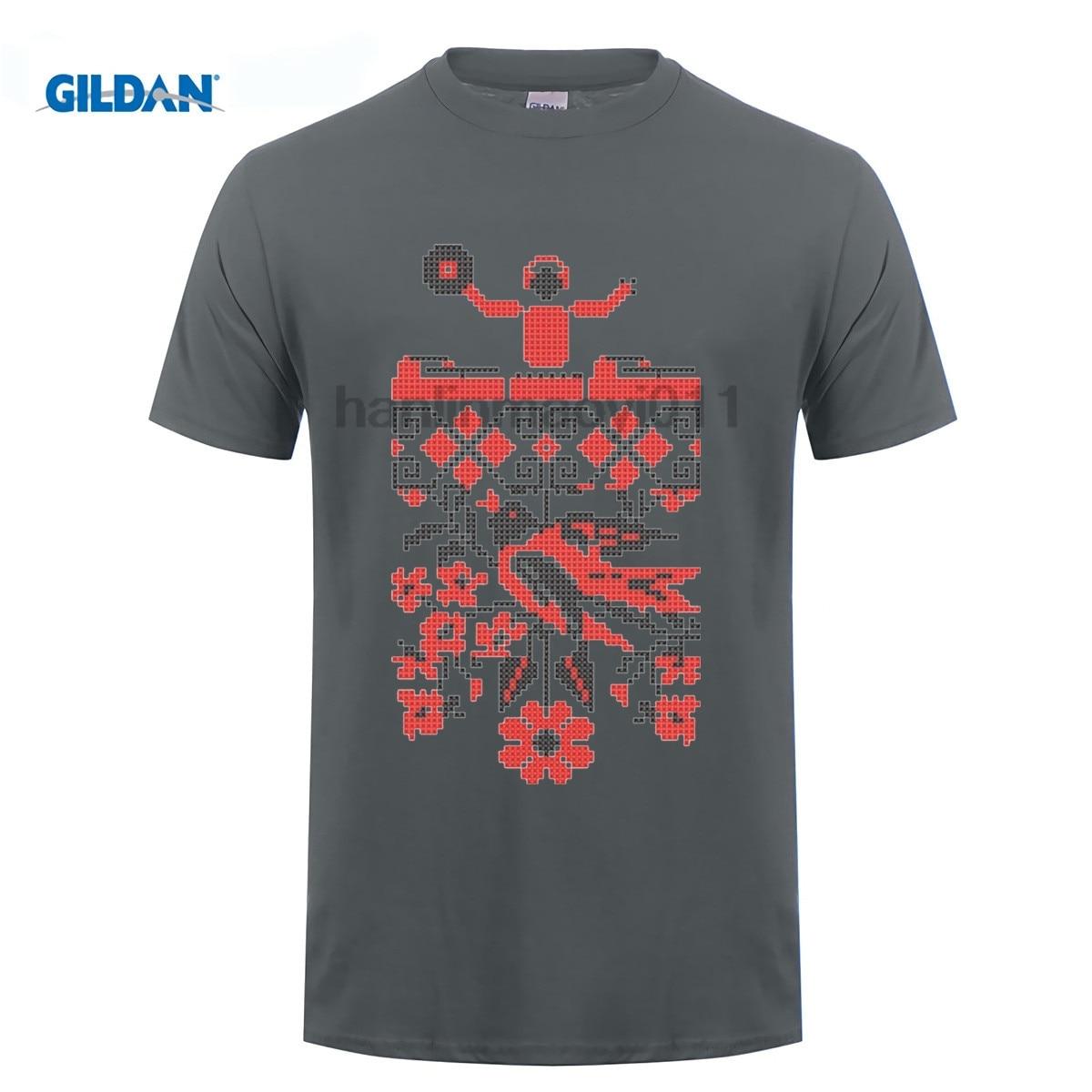 GILDAN Discount Ukrainian Ethno DJ Men s t shirt for Sale boys Pre cotton t  shirts-in T-Shirts from Men s Clothing   Accessories on Aliexpress.com  adb7964d4
