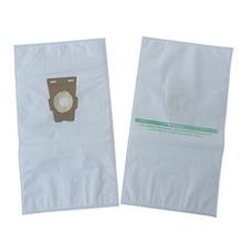 Cleanfairy 10 vácuo universal hepa sacos de pano compatível com kirby sentria estilo f substituição para 204811 204808 205808