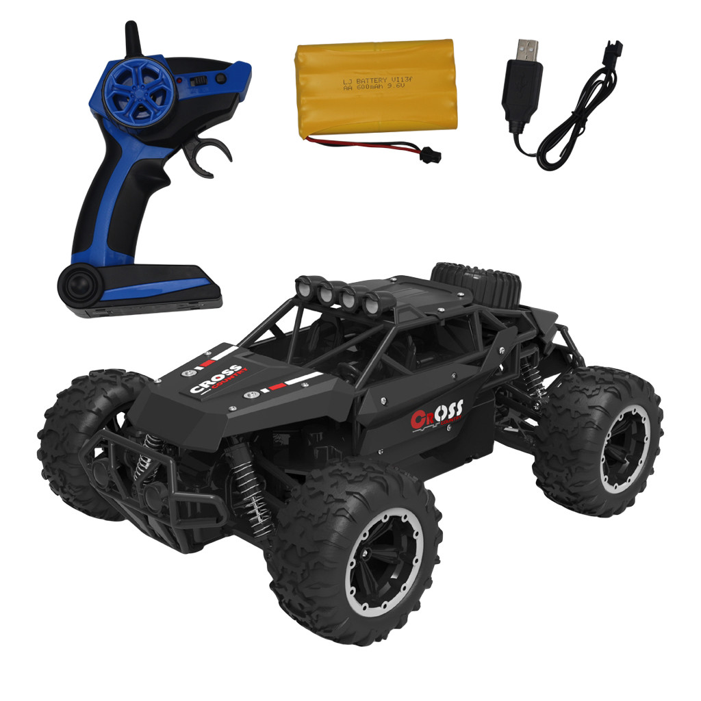 1:16 skala RC Auto 4WD 2,4G 25 km/h Autos Maschine Auf Die Radio Steuerung Rock Crawler Off Road Buggy fahrzeug Fernbedienung Spielzeug-in RC-Autos aus Spielzeug und Hobbys bei  Gruppe 1