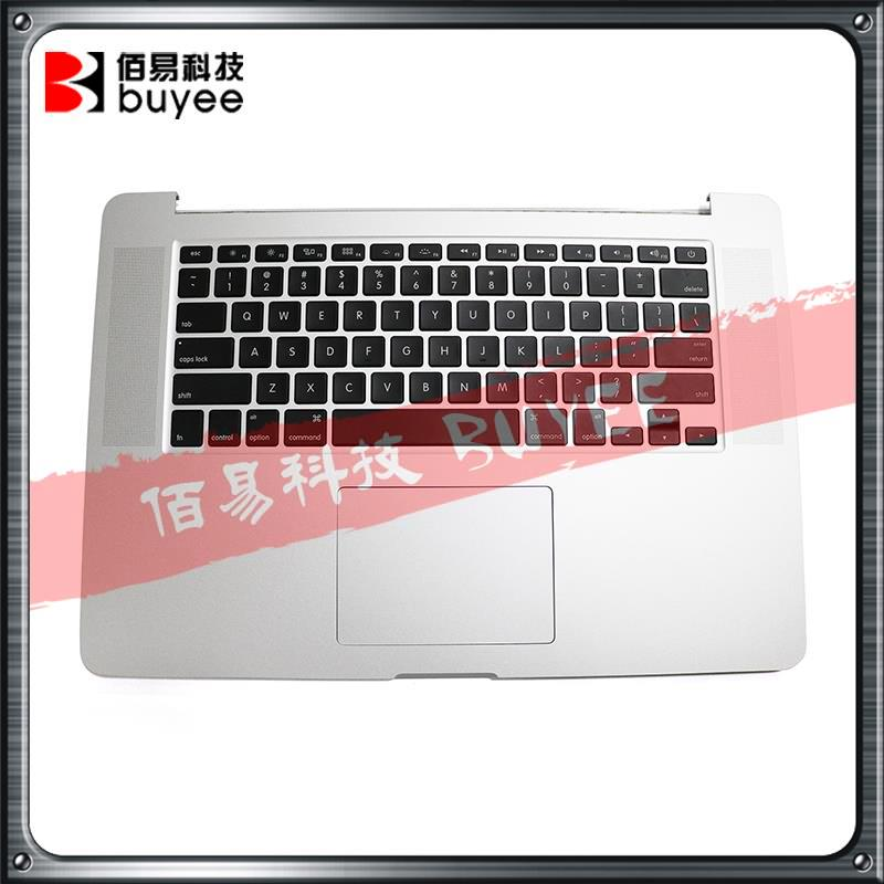 NEW Genuine A1502 2013 2014 For Macbook Pro Retina 13'' Upper Top Case Housing + US Keyboard Backlight Touchpad Trackpad Tested