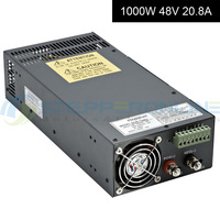 Коммутации Питание 48 В 1000 Вт 20.8A ЧПУ Питание 115 В/230 В AC Мощность источник для ЧПУ Наборы