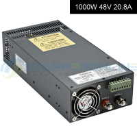 Switching Power Supply 48V 1000W 20.8A CNC Power Supply 115V/230V AC power source for CNC Router Kits