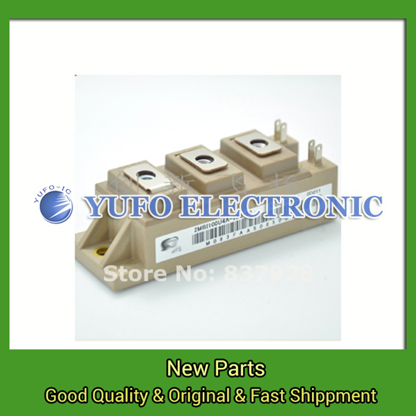 Free Shipping 1PCS 2MBI100U4A-120-50 Power Modules original new Special supply Welcome to order YF0617 relay free shipping 1pcs skm300gb128d power modules original new special supply welcome to order directly photographed yf0617 relay