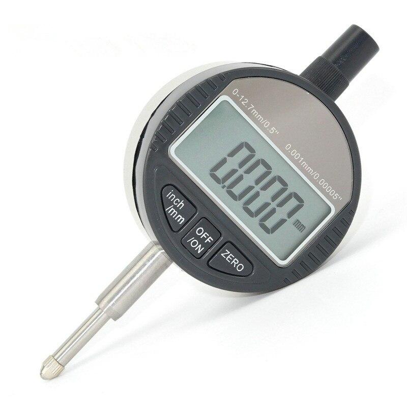 Цифровой микрометр, измерительный прибор, микрометр, 0,01 мм, 0,001 мм, 0-12,7 мм, 0-25,4 мм