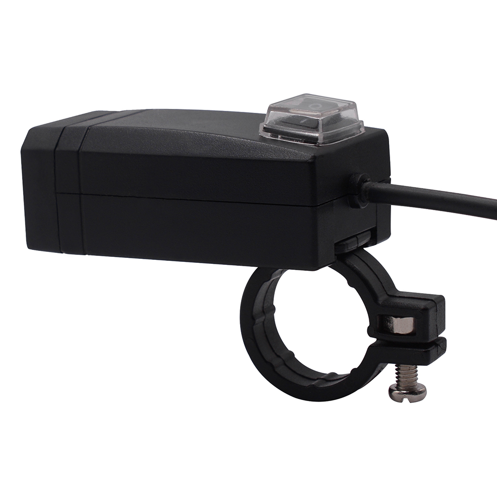 2019 Universal USB Motorcycle Charger IPHONE 1
