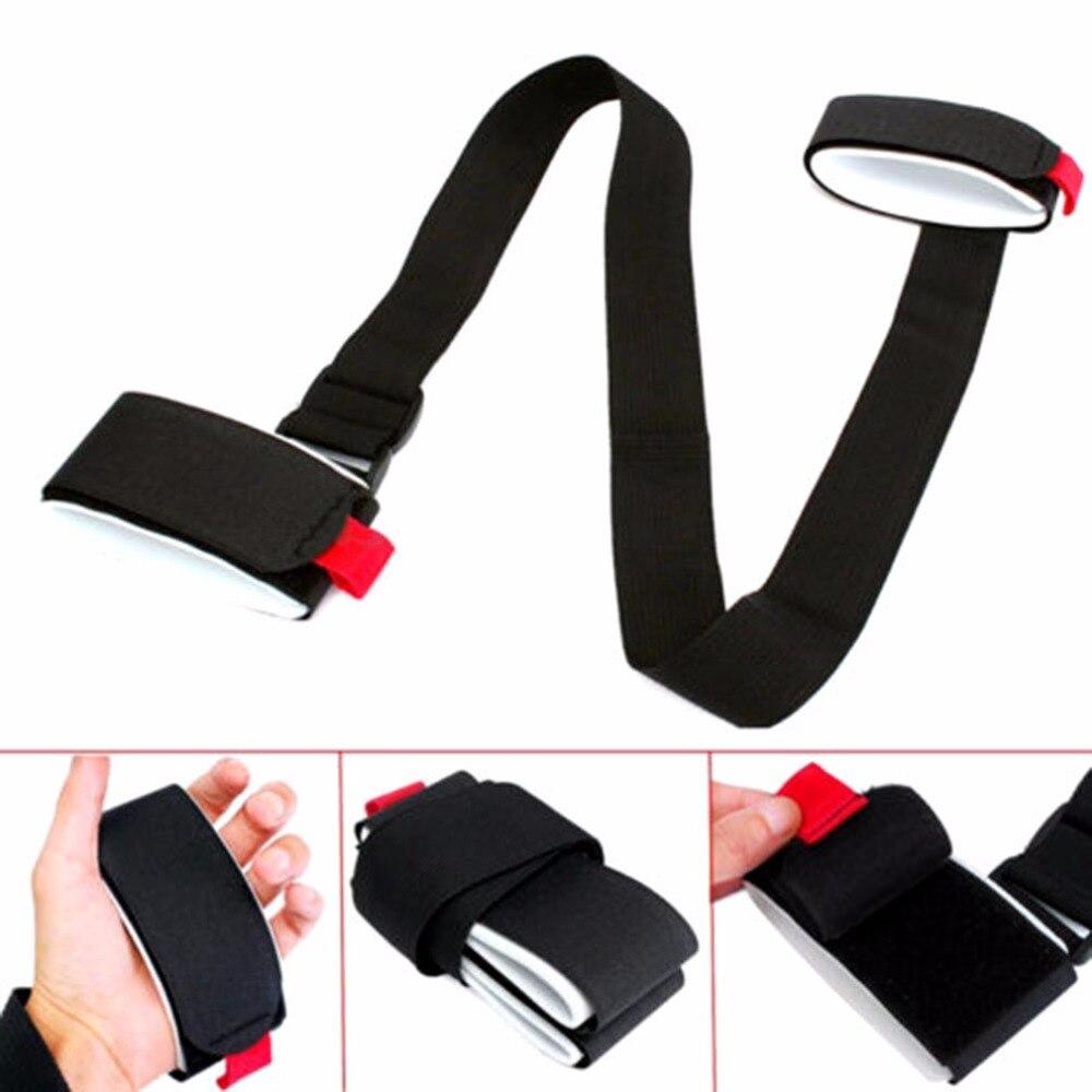 Sports & Entertainment Useful Nylon Ski Bags Adjustable Ski Pole Shoulder Hand Carrier Lash Handle Ski Strap Porter Hook Loop Protection For Skiing Snowboard Skiing & Snowboarding