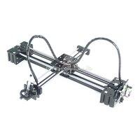 DIY для рисования с ЧПУ роботизированная машина XY плоттер пишу вам с ЧПУ V3 щит игрушки для рисования с 500 МВт/2500 мВт лазерная