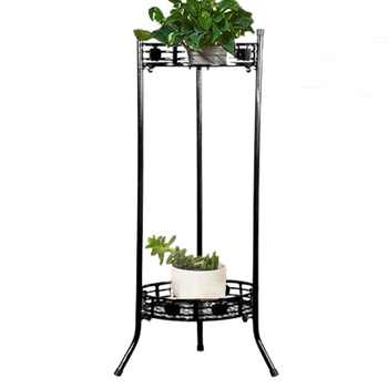 Sera Decorative Metal Dekoru Outdoor Decor Decoracion Exterior Balcone Varanda Flower Shelf Balkon Stand Balcony Plant Rack