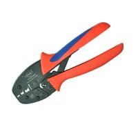 2*6 16mm2 pipe crimping tool ratchet manucal crimping plier carbon steel 2*10 6AWG crimper tool