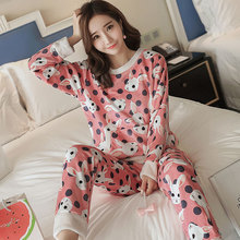 2017  Winter Women Pajamas