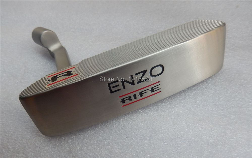 elegant shoes size 7 cheap price RIFE ENZO with CNC golf putter head for left hand golf player-in ...