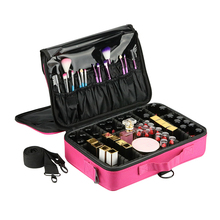 Beautician Suitcases Portable Waterproof