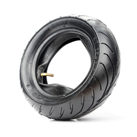 Front Tire 90/65 6.5 with Inner Tube Bent Valve fits 49cc Mini Dirt Bike e Scooter Mini Moto 90 / 65 6.5