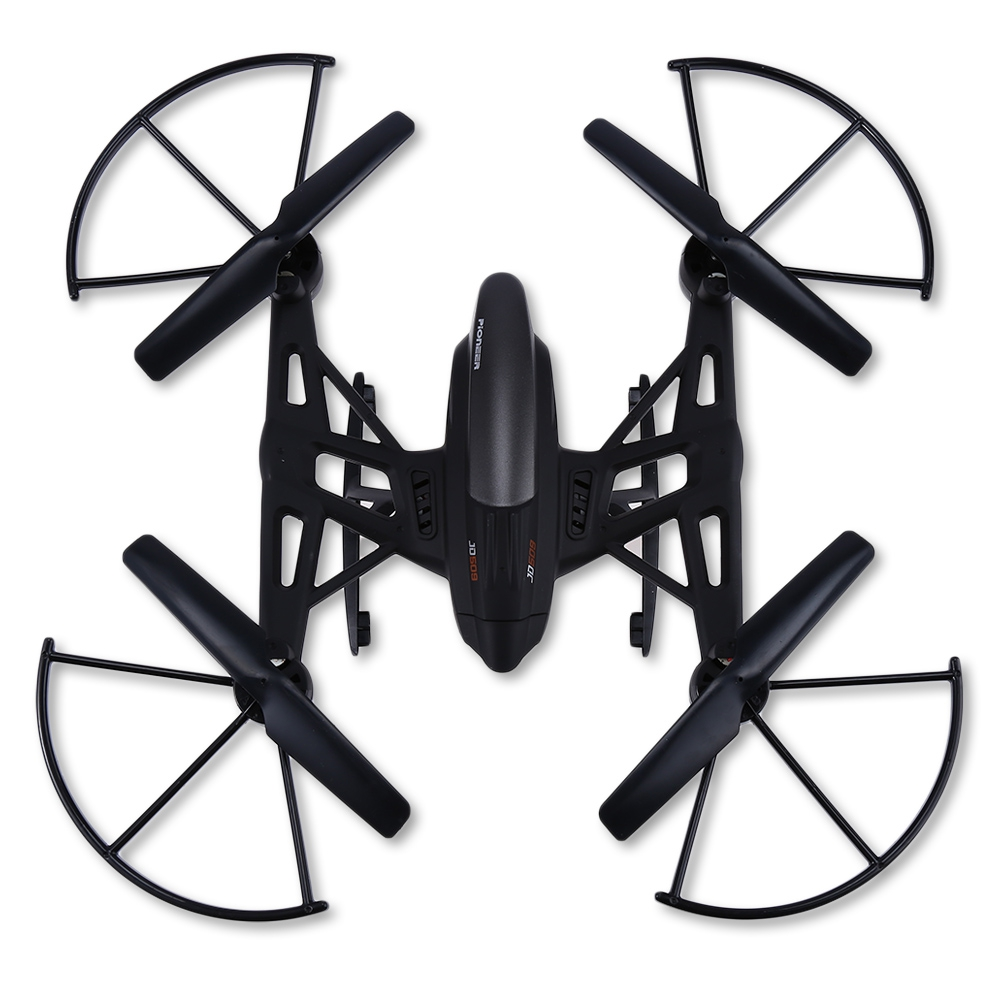 JXD 509W WiFi FPV 480P CAM 2.4GHz / Phone Control 4 Channel 6 Axis Gyro Quadcopter 3D Rollover mjx x601h wifi fpv 720p cam air pressure altitude hold 2 4ghz app control 4 channel 6 axis gyro hexacopter 3d rollover