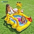 Multifunción exterior inflable Piscina de agua Uso doméstico niños juegos de dibujos animados Piscina Bebe Zwembad A023