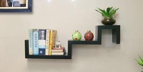 Modeling separator wall shelf bookcase decorative shelves simple bracket modeling