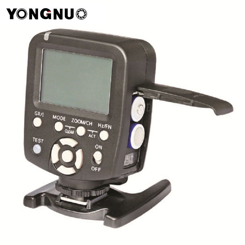 YN560 TX II Wireless Flash Trigger Controller Trasmitter for Yongnuo YN 560III YN560IV RF 602 RF 603 II for Canon YN560TX 560 TX-in Flashes from Consumer Electronics    1