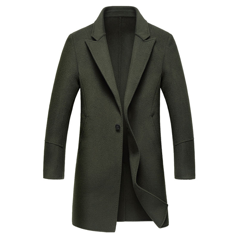 c72e15ba4 Big Sale] Natural Shearling Sheep Fur Men Coat Genuine Sheep ...