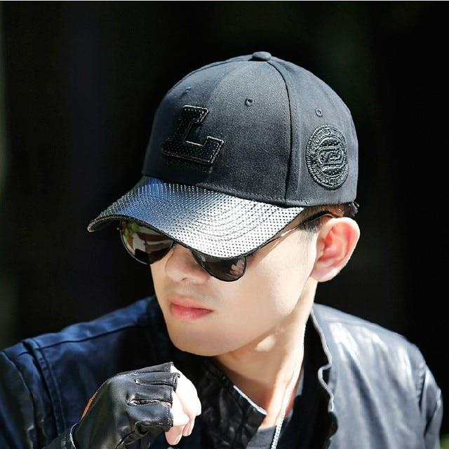 Autumn hat luxury baseball cap outdoor sports casual cap fashion classic cap 2e6ab04b3a1