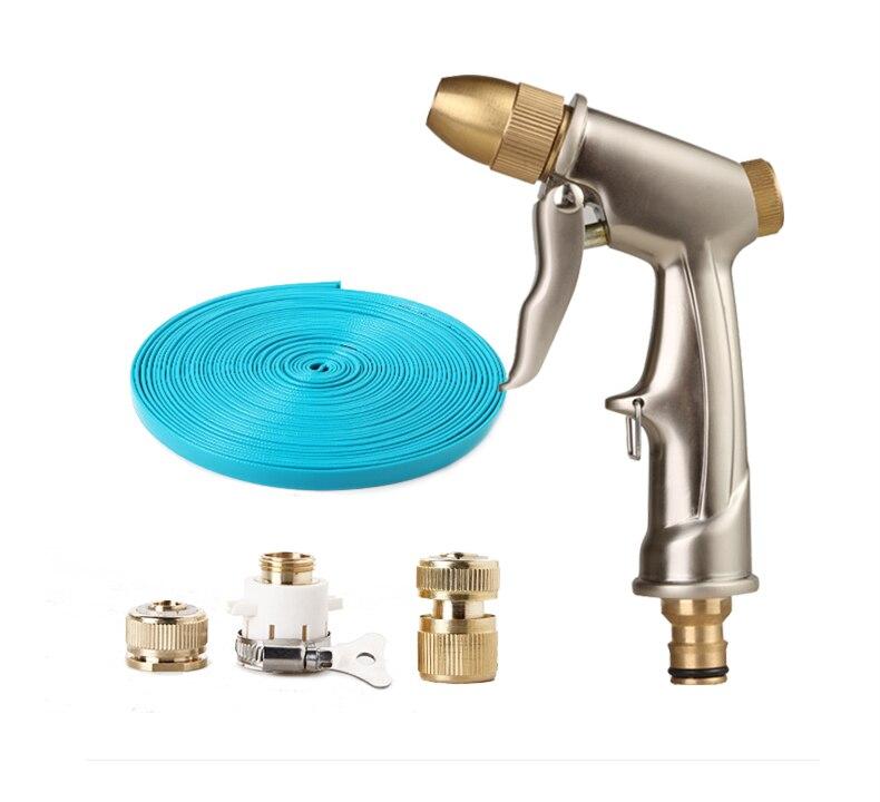 Dispositif de divinité de l'eau de lavage de voiture 20 M pour le pistolet à eau à haute pression de ménage lavant l'outil de lavage de véhicule