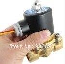 100% качества Gurantee 3/4 » 20 мм пор пневматический электромагнитный клапан воды 2W-200-20 бесплатная доставка