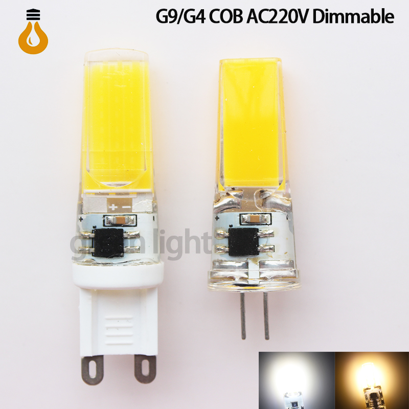 mini g4 g9 cob led lamp 9w ac 220v led g4 cob light bulb dimmable chandelier light super bright. Black Bedroom Furniture Sets. Home Design Ideas