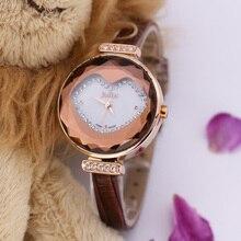 Julius Lady Women's Watch Japan Quartz Hours Clock Fashion Dress Cute Retro Bracelet Hot Lips Leather Girl Birthday Gift Box 582