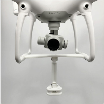 Gopro Hero/Action Sports Camera 360 Degree Panoramic camera Mount Bracket Holder Tripod support 1/4 Base for DJI Phantom 4 & pro фото