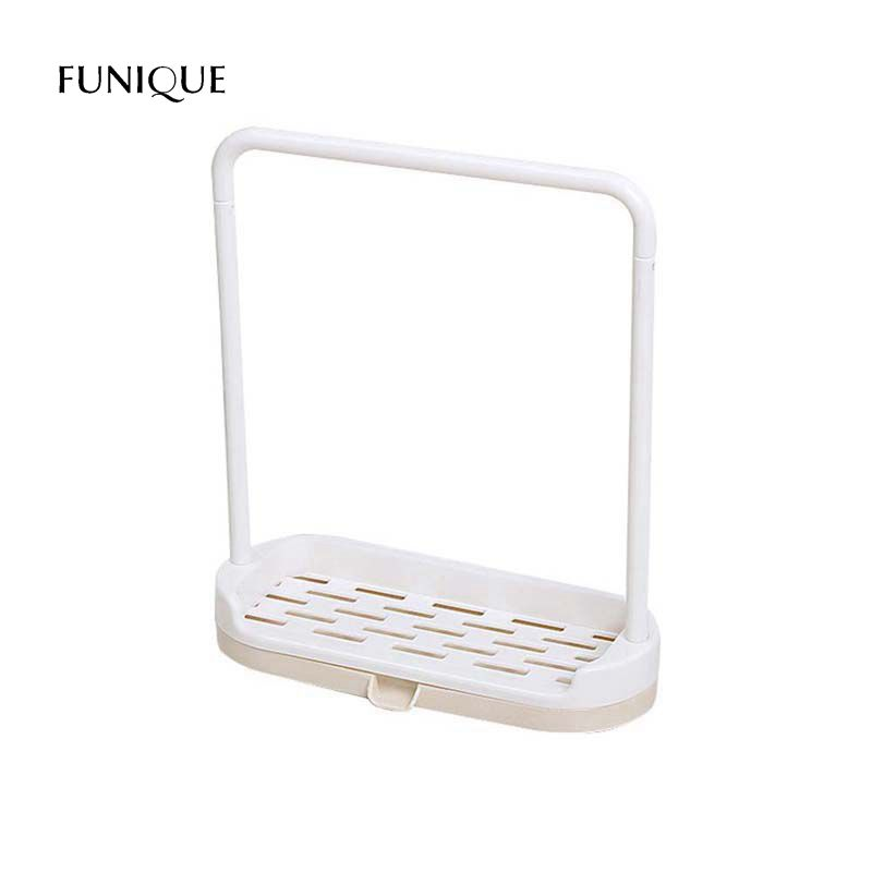FUNIQUE 1pc Makeup Organizer Cosmetic Storage Box Office Organizer Dresser Finishing Boxes Desktop Plastic Bedroom Storage Shelf