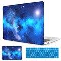 Фантастический Star Печати Чехол Для Macbook Pro 13 Retina A1706 с сенсорный Бар Crystal Clear Чехол Для Pro A1708 Pro 15 A1707 крышка