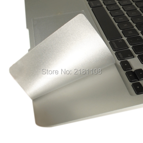 <font><b>Trackpad</b></font> Palmer Rest Cover Skin Protector Sticker For 11