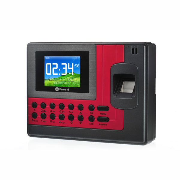 ФОТО 2,8 inch TFT Color Screen USB RFID Card (125Khz)/Password  fingerprint attendance