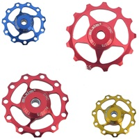Bicycle Pulley Jockey Wheel 11T 13T CNC For SHIMANO SRAM Fit 7 8 9 10 11